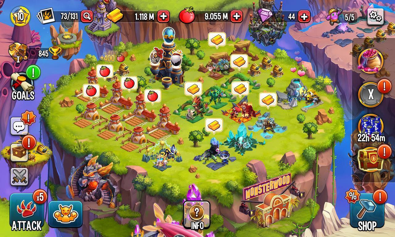 Download Monster Legends V10 5 1 Mod Apk Ak Hacks